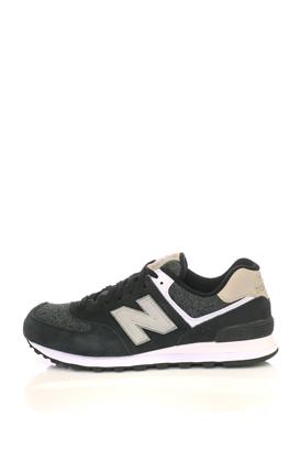 NEW BALANCE-Ανδρικά παπούτσια NEW BALANCE μαύρα-γκρι