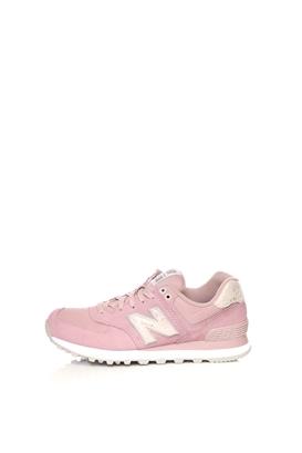 NEW BALANCE-Γυναικεία sneakers 574CIC NEW BALANCE ροζ