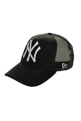 NEW ERA-Ανδρικό καπέλο New Era CLEAN TRUCKER μαύρο