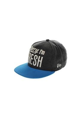 NEW ERA-Ανδρικό καπέλο New Era FRESH METALLIC γκρι