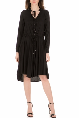 fbb6fb37295e NU-Γυναικείο φόρεμα NU μαύρο