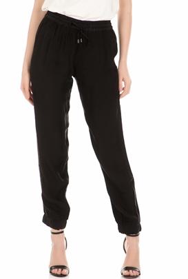 f7fa6272a902 NU-Γυναικείο παντελόνι NU μαύρο
