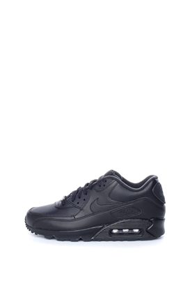NIKE-Αντρικά παπούτσια NIKE AIR MAX 90 LEATHER μαύρα