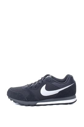 NIKE-Ανδρικά αθλητικά παπούτσια NIKE MD RUNNER 2 μαύρα 2d1a3b6e591