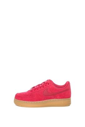 NIKE-Γυναικεία παπούτσια NIKE AIR FORCE 1 '07 SE κόκκινα