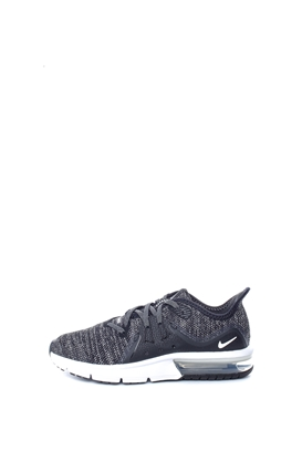 NIKE-Παιδικά αθλητικά παπούτσια Nike AIR MAX SEQUENT 3 (GS) μαύρα -γκρι