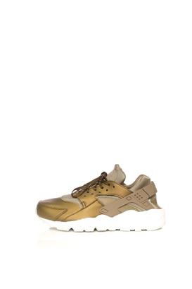 NIKE-Γυναικεία αθλητικά παπούτσια NIKE AIR HUARACHE RUN PRM TXT χρυσά