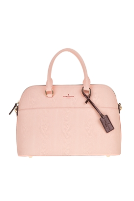 PAUL'S BOUTIQUE-Γυναικεία τσάντα χειρός MAISY BERNERS ροζ