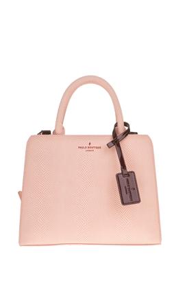 51f9c62848 PAUL S BOUTIQUE-Γυναικεία τσάντα χειρός LOGAN BERNERS ροζ