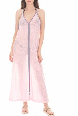 PITUSA-Γυναικείο beachwear φόρεμα PITUSA SUN ροζ