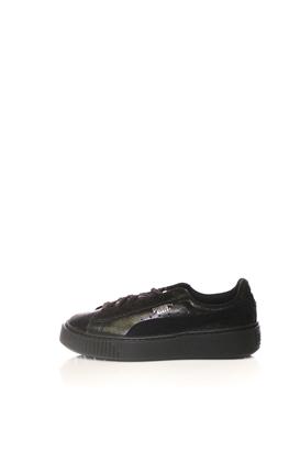 PUMA-Γυναικεία sneakers PUMA Basket Platform NS μαύρα