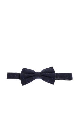 SCOTCH & SODA-Παπιγιόν Knitted bowtie in wool μπλε