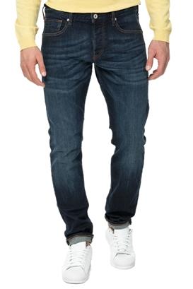 SCOTCH & SODA-Ανδρικό τζιν παντελόνι SCOTCH & SODA RALSTON μπλε