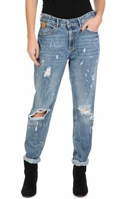 SCOTCH & SODA-Γυναικείο τζιν παντελόνι BANDIT - BLAUW ME SCOTCH & SODA μπλε