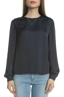SCOTCH & SODA-Γυναικεία μακρυμάνικη μπλούζα SCOTCH & SODA μπλε