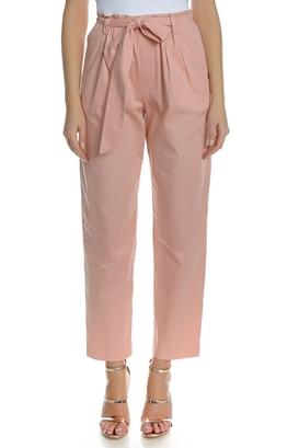 SCOTCH & SODA-Γυναικείο παντελόνι SCOTCH & SODA ροζ