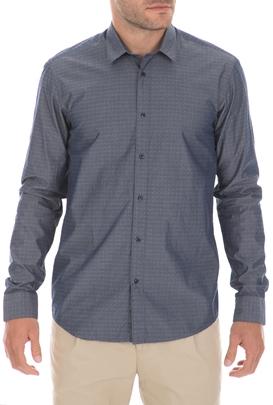 721393d45d68 SCOTCH   SODA-Ανδρικό μακρυμάνικο πουκάμισο SCOTCH   SODA μπλε
