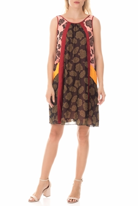 SCOTCH & SODA-Γυναικείο φόρεμα SCOTCH & SODA με print