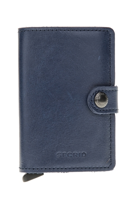 SECRID-Θήκη καρτών SECRID Miniwallet Original Navy μπλε
