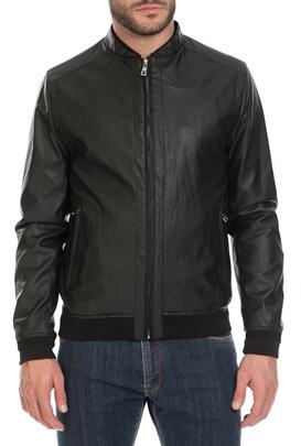 SSEINSE-Ανδρικό jacket Sseinse μαύρο