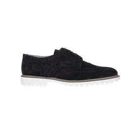 SSEINSE-Ανδρικά παπούτσια Oxford Sseinse μαύρα