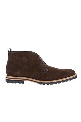 TED BAKER-Ανδρικά παπούτσια Ted Baker καφέ
