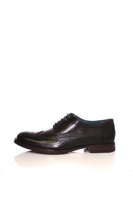 TED BAKER-Ανδρικά παπούτσια Oxford Senape Ted Baker μαύρα
