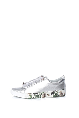 131a99943a5 TED BAKER-Γυναικεία sneakers TED BAKER ROULLY ασημί απόχρωση