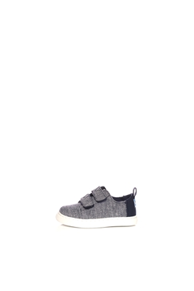 TOMS-Παιδικά παπούτσια Toms NAVY SLUB CHAMBRAY γκρι