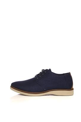 TOMS-Ανδρικά παπούτσια Toms LINEN MN PRES DRLACE μπλε