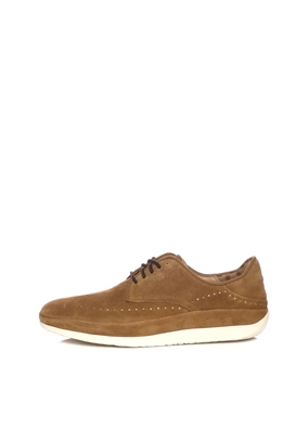 UGG-Ανδρικά παπούτσια Ugg CALI WING-TOE DERBY καφέ