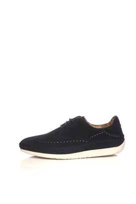 UGG-Ανδρικά παπούτσια Ugg CALI WING-TOE DERBY μπλε