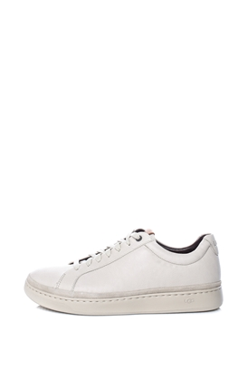 UGG-Ανδρικά sneakers UGG BRECKEN LACE LOW λευκά