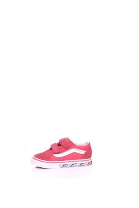 VANS-Βρεφικά sneakers VANS OLD SKOOL ροζ
