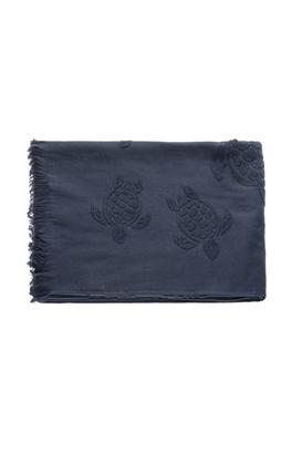 VILEBREQUIN-Πετσέτα θαλάσσης VILEBREQUIN μπλε